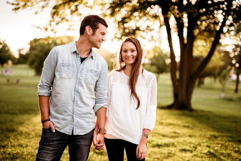 Sier jeg elsker deg før dating